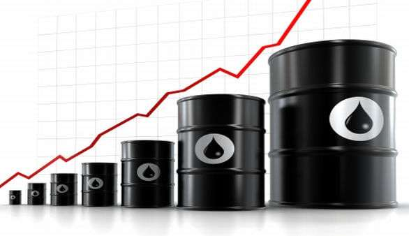 Entwicklung der Energiepreise