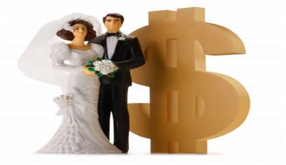 Kosten Hochzeit