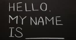 Die Wahl des Nachnamens bei der Hochzeit