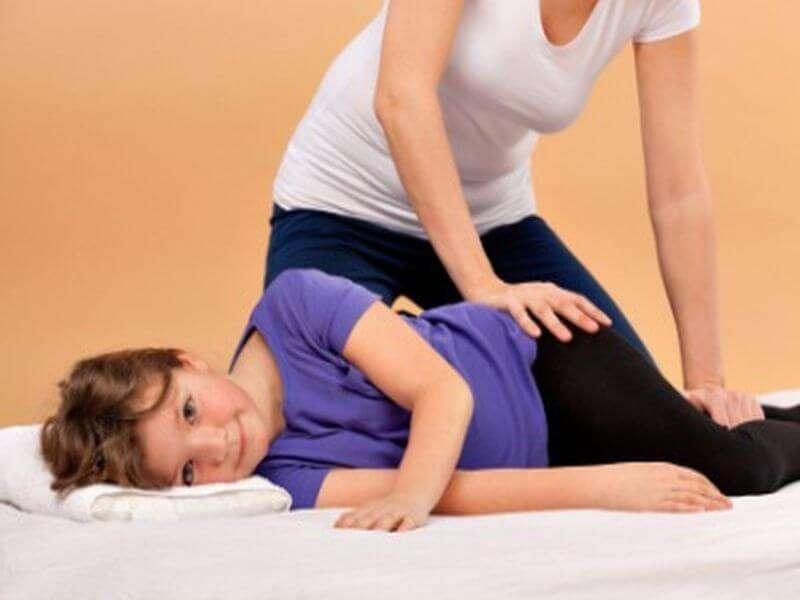 Wellness mit Kindern
