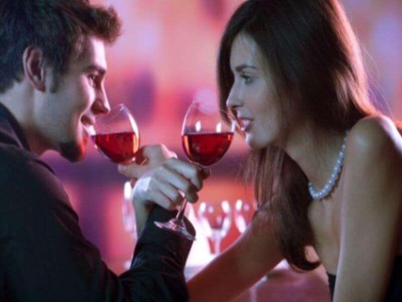 Romantische Beziehung