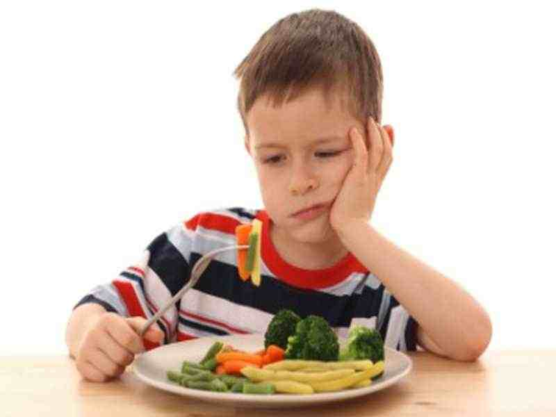 Kindliche Ernährung