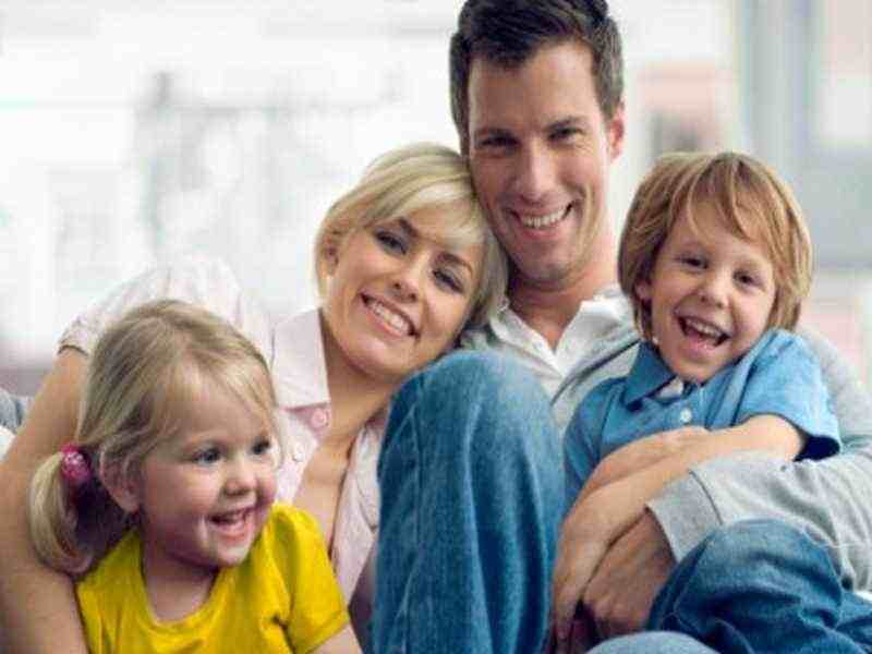 Harmonisch und gesund wohnen als Familie